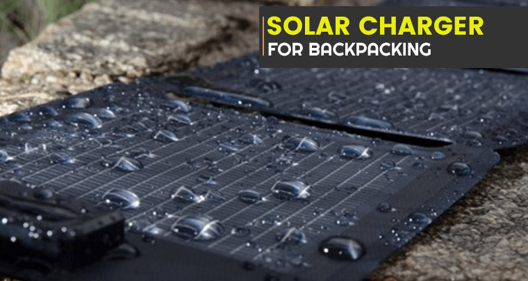 Solar Charger for Backpacking Reviews