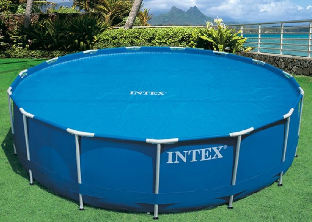 intex 15ft diameter solar cover