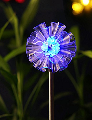 Best brightest solar path lights solar digital today and pretty vibe to your path it wouldnt hurt to give it a go with the bright zeal solar powered garden stake light with vivid figurines in life sizes aloadofball Choice Image
