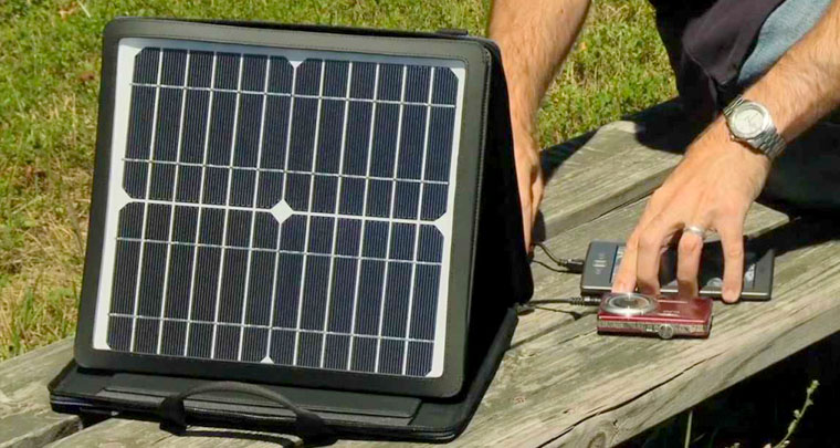 Solar Charger for Multiple Devices Reviews