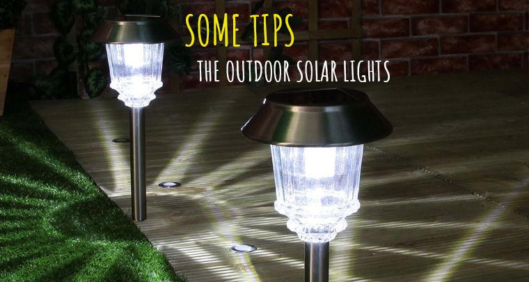 The Outdoor Solar Lights Tips
