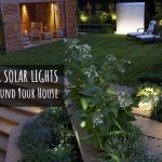 Using Outdoor Solar Lights Around Your House