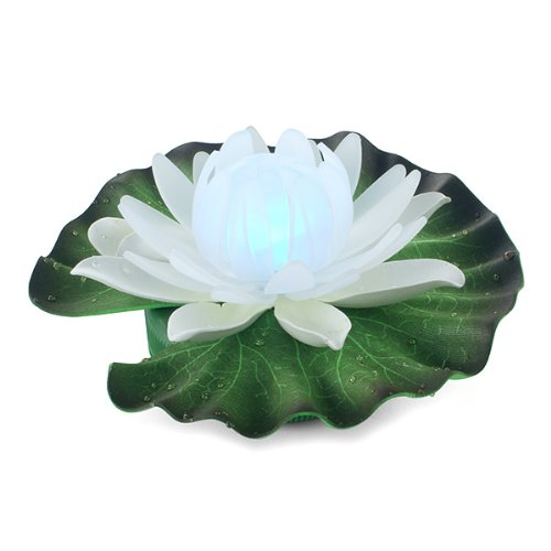 Master Craft Products SD0214 Floating Color Changing Water Lily. review